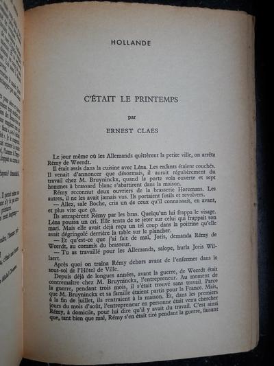 Claes, Ernest - c'Etait le printemps
