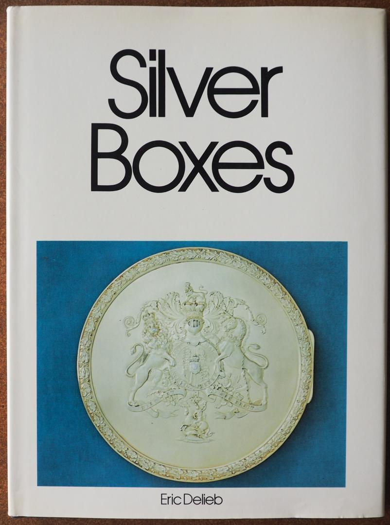 Delieb Eric - Silver Boxes