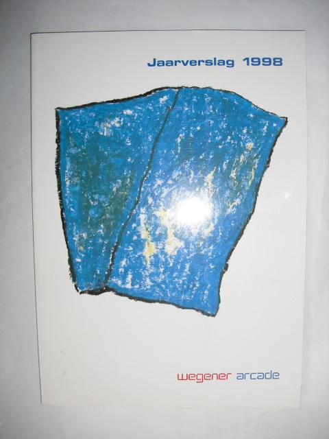 m.m.v. Armando - Jaarverslag 1998