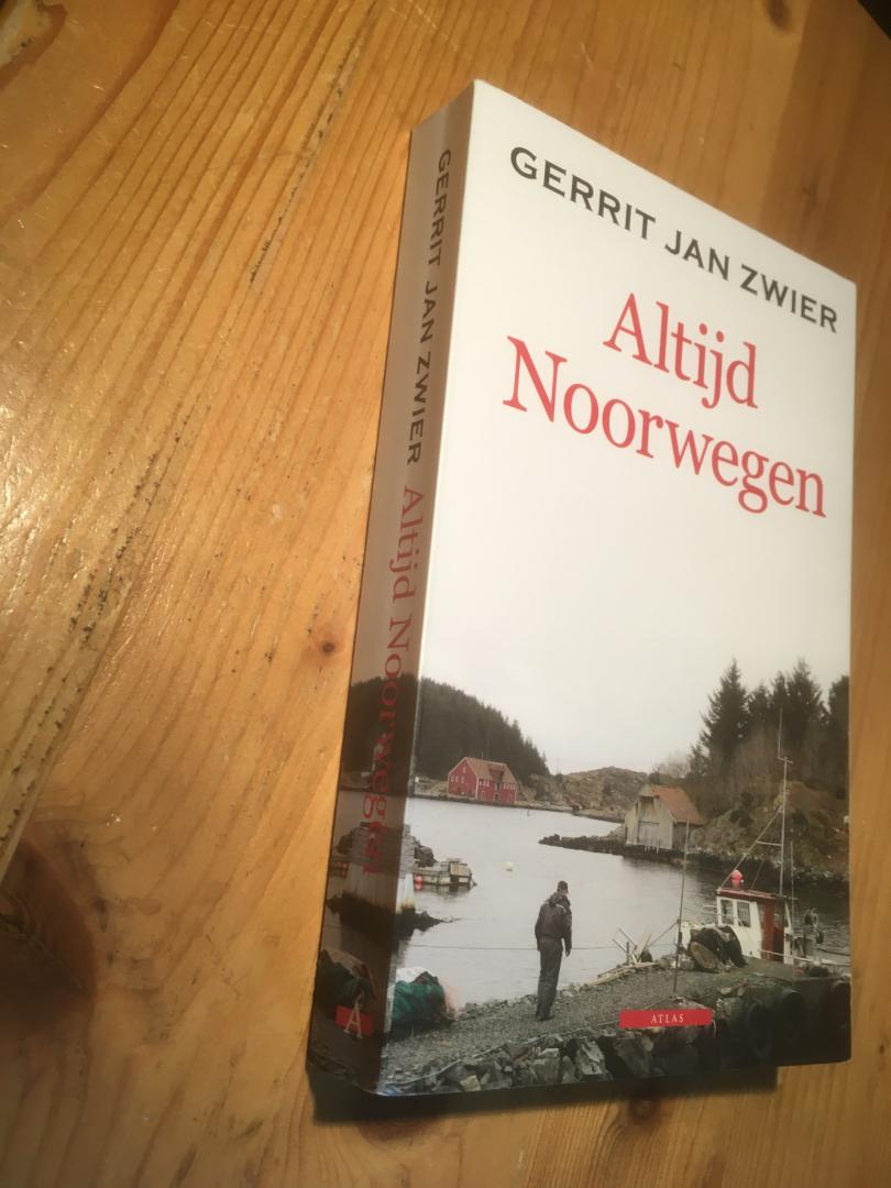 Zwier, Gerrit Jan (gesigneerd) - Altijd Noorwegen