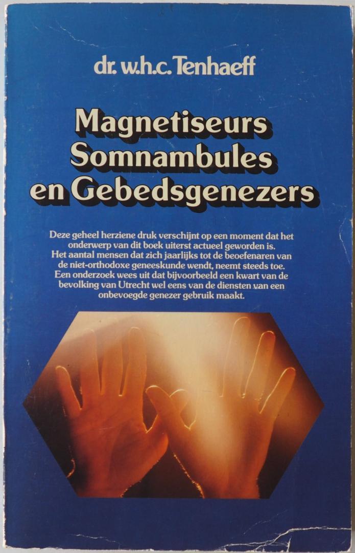 Tenhaeff C.H.W - Magnetiseurs Somnambules en Gebedsgenezers
