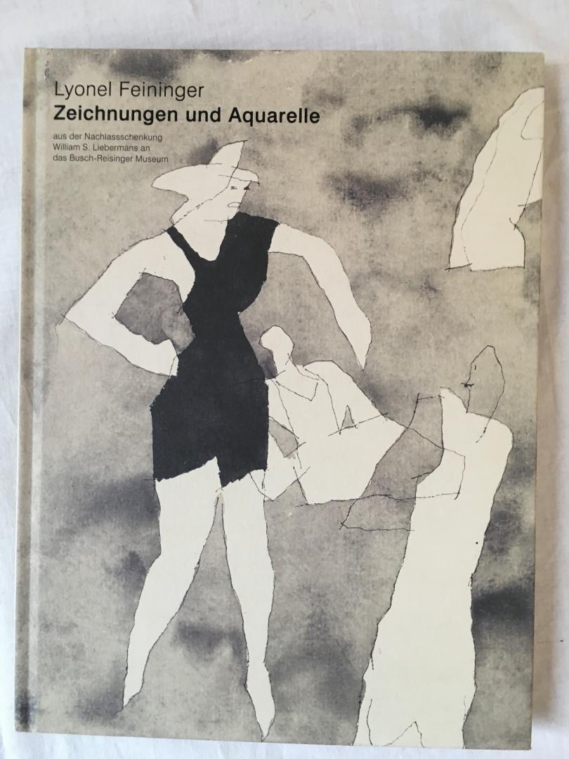 - Lyonel Feininger / Zeichnungen und Aquarelle
