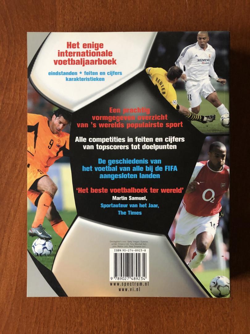 Goldblatt, D. - Voetbaljaarboek / 2002-3