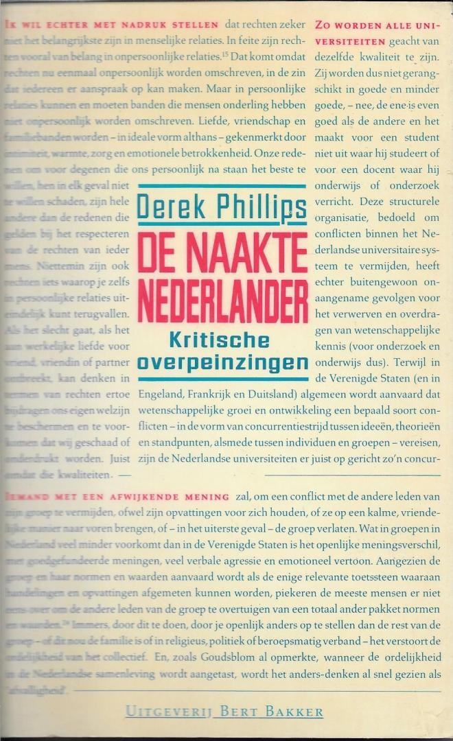 Phillips - De Naakte nederlander