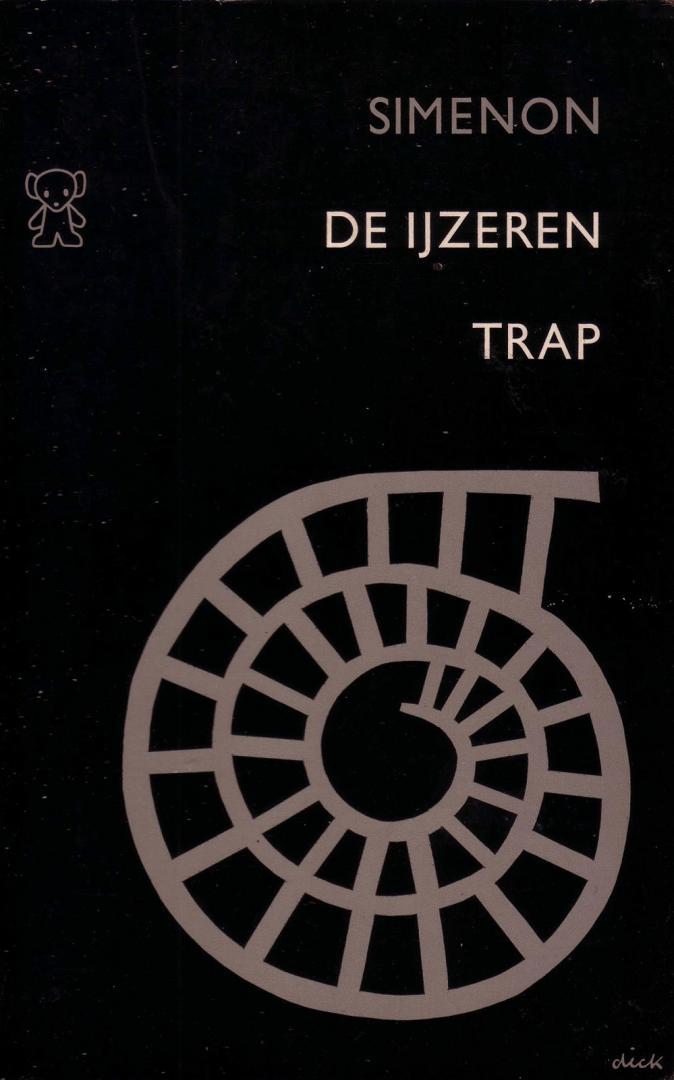 Georges Simenon - De  ijzeren trap