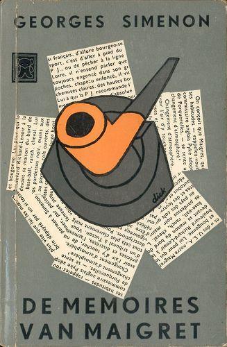 Georges Simenon, - 64: De memoires van Maigret
