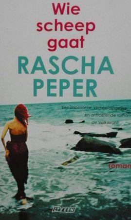 Peper, Rascha - Wie  scheep gaat