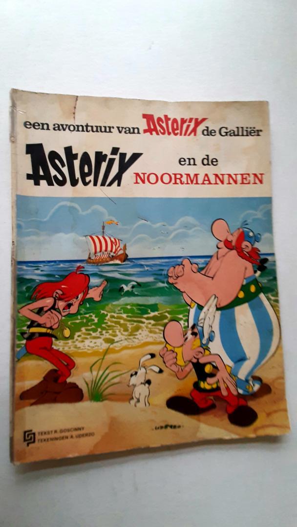Goscinny, R.tekst / Uderzo, A., tekeningen - Asterix en de Noormannen
