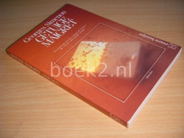 Georges Simenon - 403  Getuige  Maigret