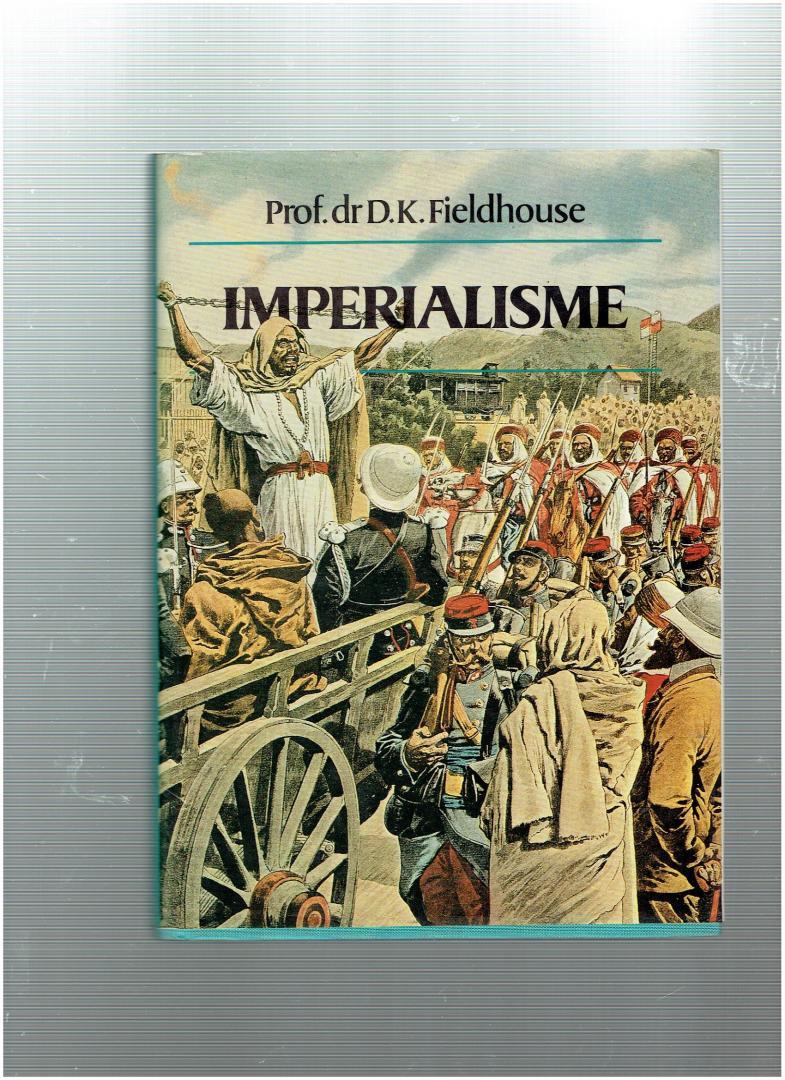 fieldhouse, d.k. - imperialisme ( pallas reeks )
