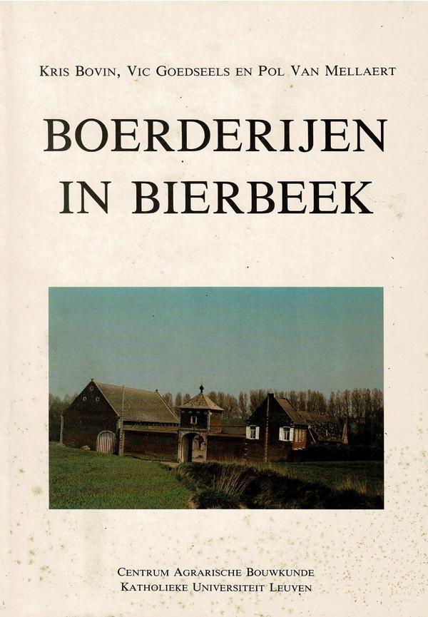 Kris Bovin e.a. - Boerderijen in Bierbeek