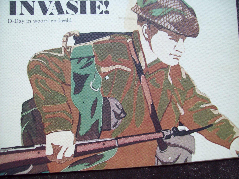 Reader's Digest - INVASIE ! D-Day in Woord en Beeld