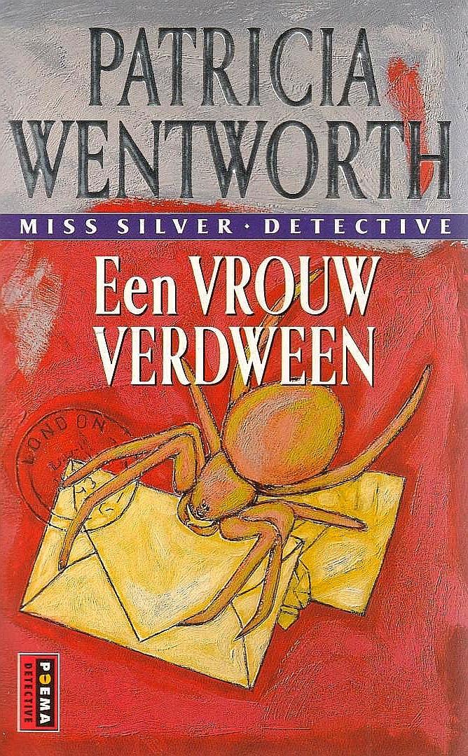 Wentworth , Patricia . [ isbn 9789024508778 ] 1210 - 014 ) Miss Silver Detective . ( Een Vrouw Verdween . ) Wanneer miss Silver een paar dagen in het ogenschijnlijk rustige dorp Hazel Green logeert, merkt ze dat er achter al die rust geheimzinnige dingen schuilgaan. Als er plotseling een vrouw -