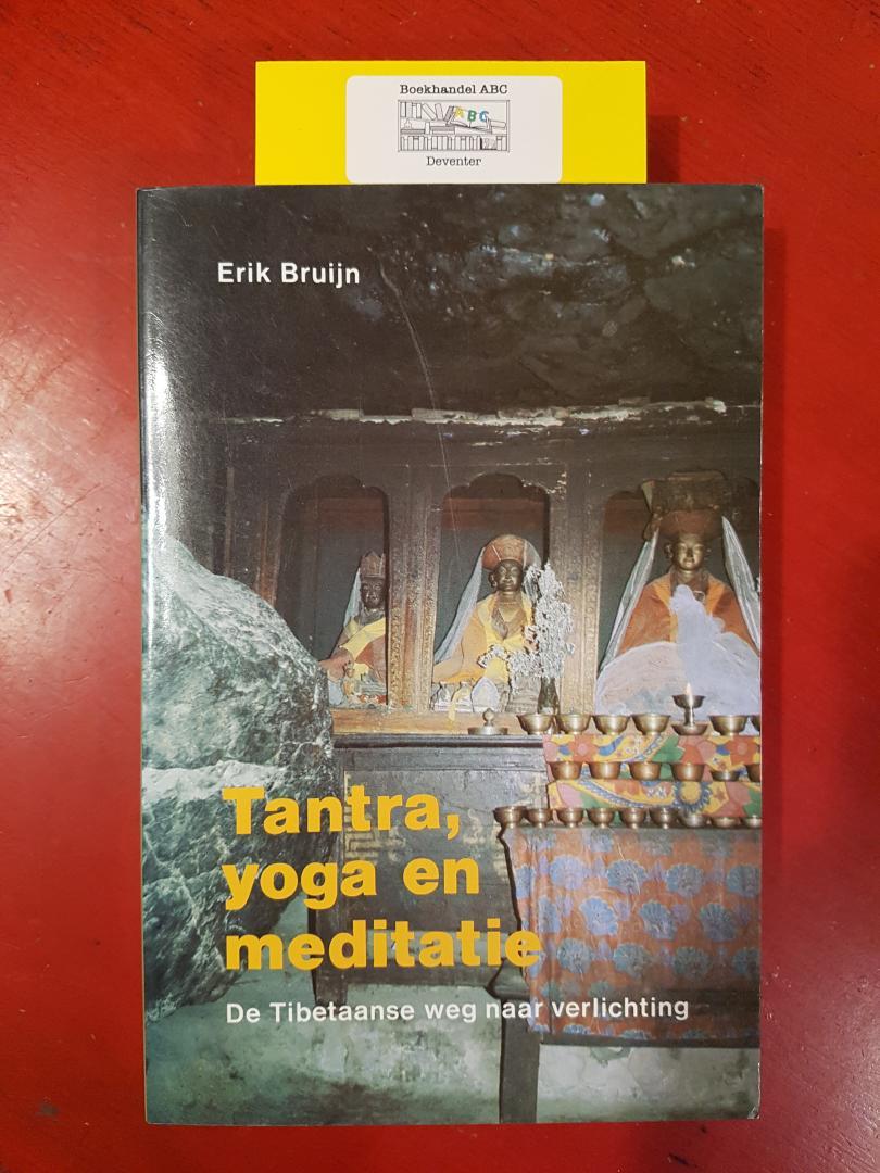 Bruijn, Erik - Tantra, Yoga en Meditatie - De Tibetaanse weg naar verlichting