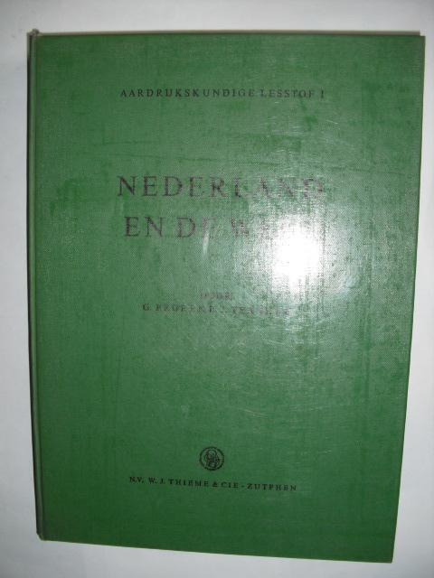 Prop, G. en Beek, B.J. ter - Aardrijkskundige lesstof I, Nederland en de West