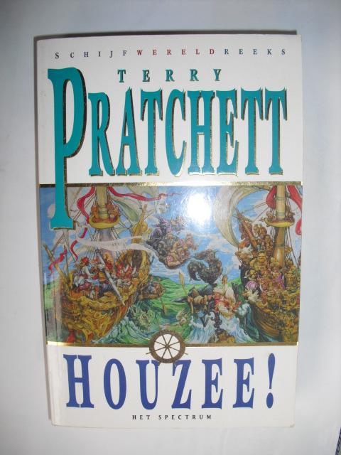 Pratchett, Terry - Houzee! Schijfwereldreeks
