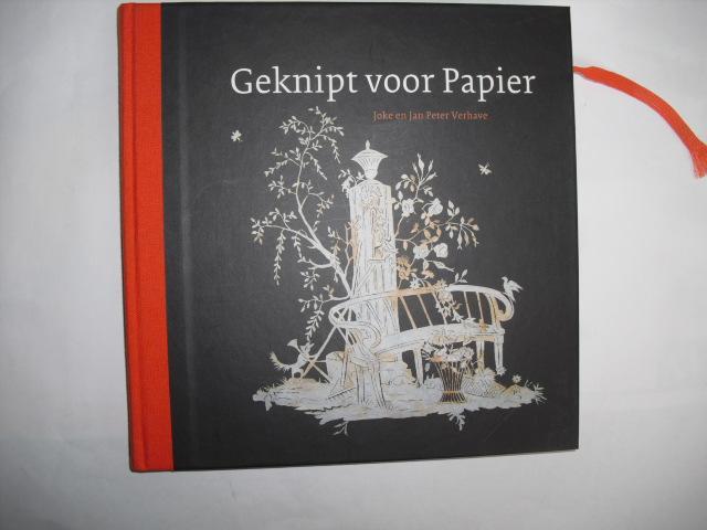 Verhave, Joke en Jan Peter - Geknipt voor papier
