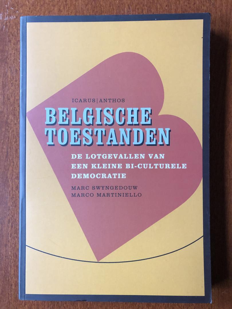 Swyngedouw en Martiniello - Belgische toestanden