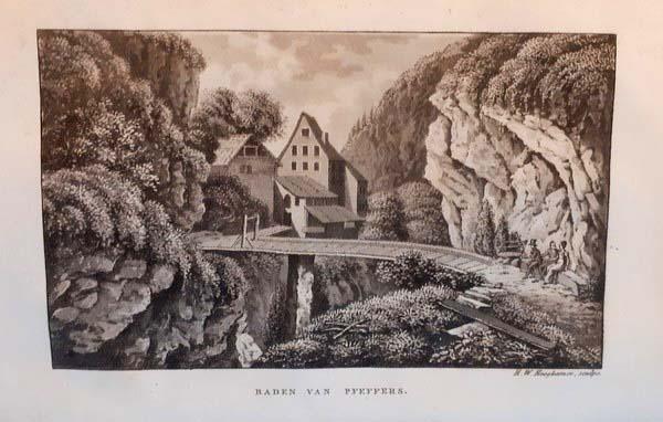 Georg Bernhard Depping - Beschrijving van Zwitserland