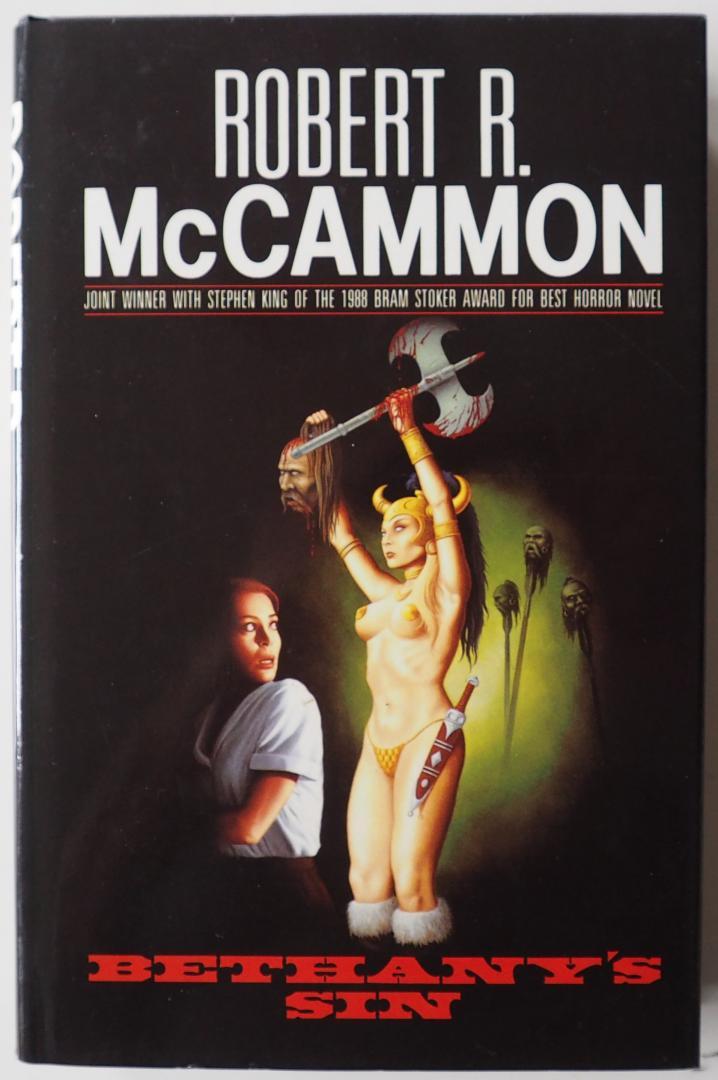 McCammon, Robert R - Bethany`s sin