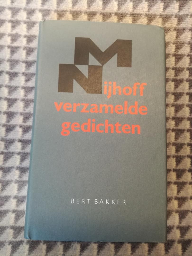 Nijhoff, Martinus - Verzamelde gedichten