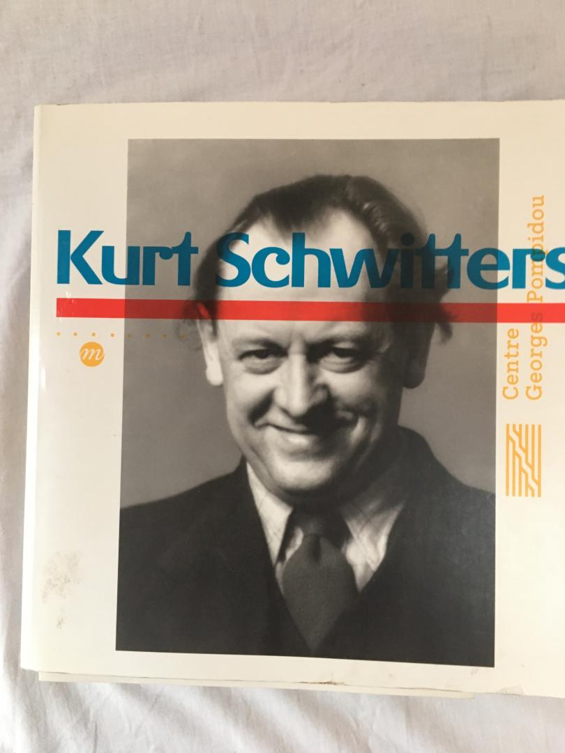 - Kurt Schwitters