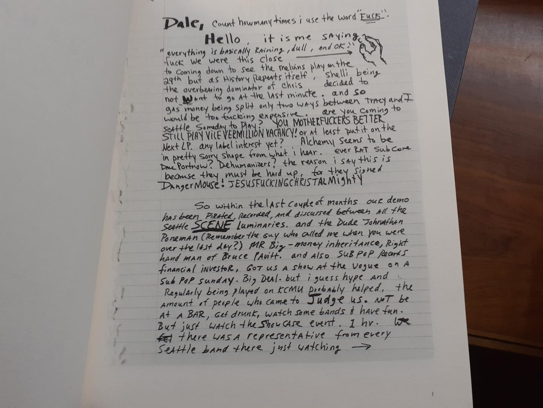 Kurt Cobain - Journals