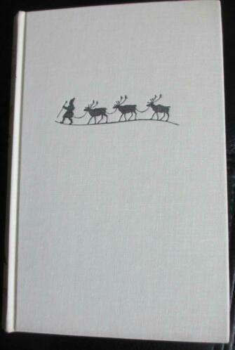 Bruijn, Cor - Het  witte rendier [met illustraties Anton Pieck]