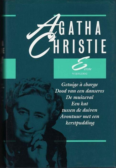 Agatha Christie - Agatha Christie Eerste Vijfling