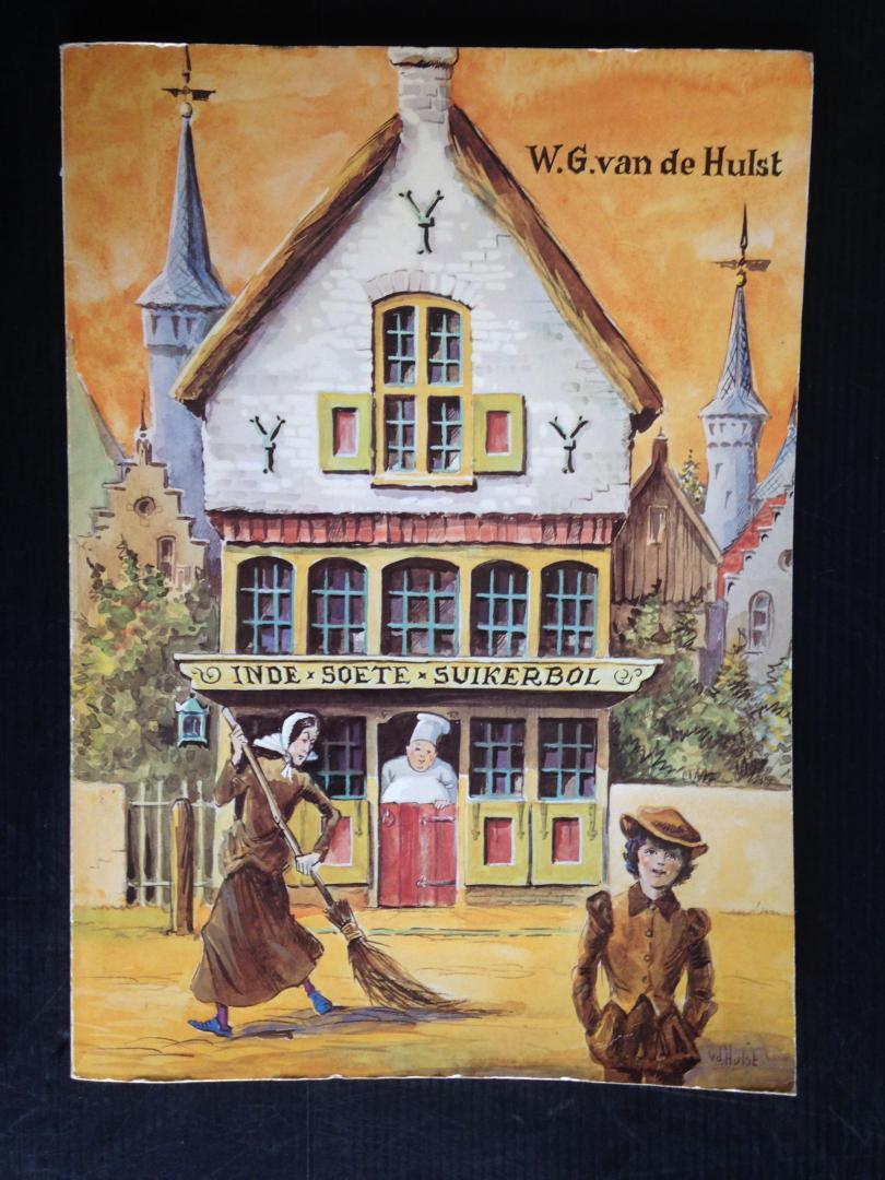 Hulst, W.G. van de - In de soete suikerbol