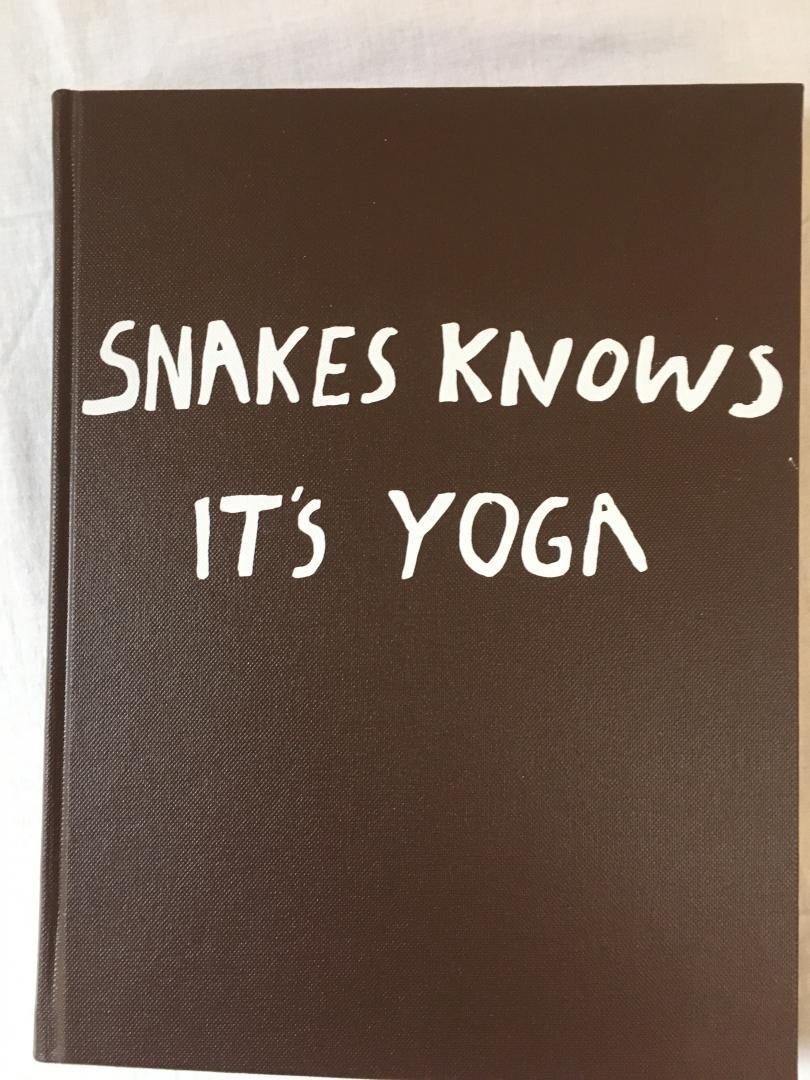 Nathalie Djurberg - Snakes Know it's yoga