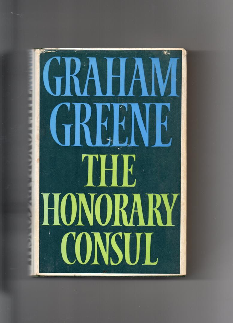Greene Graham - The Honorary Consul.