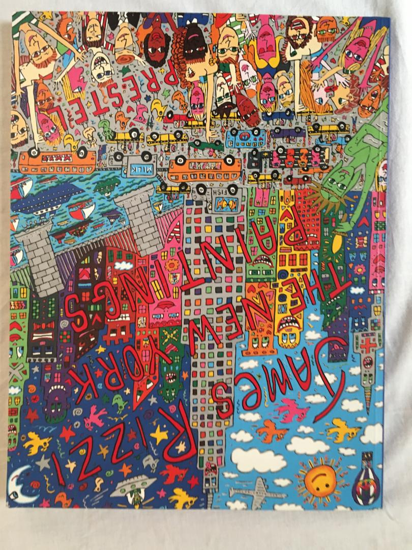 James Rizzi - The New York Paintings