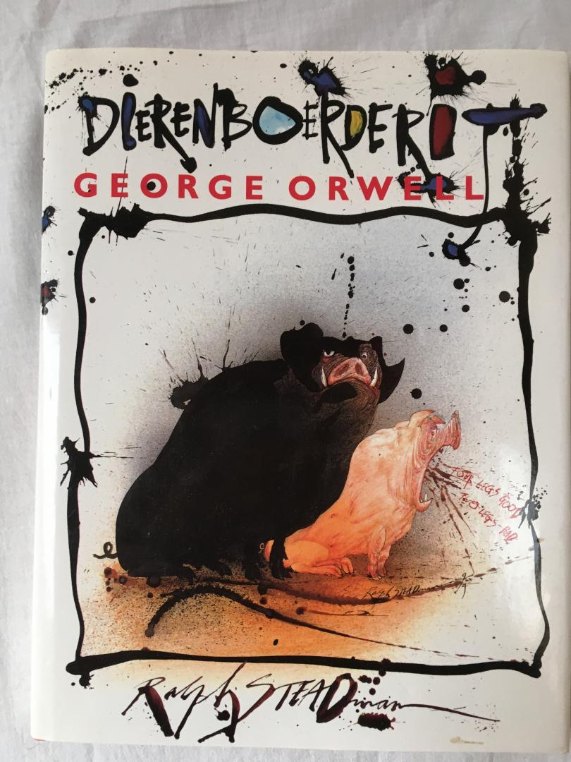 Orwell, G. - Dierenboerderij / druk Herziene uitgave
