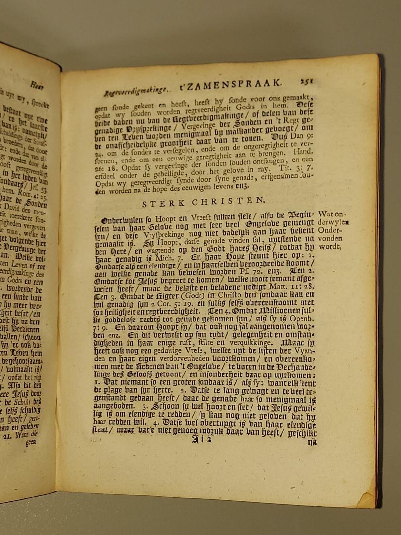 Verschuir, Johan - Bevindelyke Godtgeleertheit (bevindelijke godgeleerdheid)