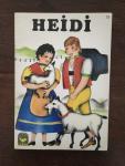 Spyri, Jhanna (d'apres) and Gilly, J. (ills.) - Heidi
