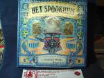 Wyllie, Stephen, met tekeningen van Brian Lee - Het Spookhuis ; Een spookachtig boek met hologrammen