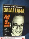 Dalai Lama - Mijn volk en mijn leven door Zijne Heiligheid de Dalai Lama van Tibet