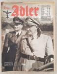 Diverse - Der Adler jaargang 1942 (26 nummers compleet)