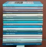 Engelse dichters (18) - 18 titels: The Illustrated Poets (zie Extra)