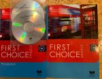 Lloyd, Angela.  Stevens, John. - First Choice Engels. A2. Textbook en Phrasebook, 2delen plus 2 CD's.