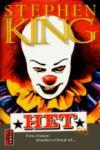 King, Stephen - HET (cjs) Stephen King (NL-talig) GRIJZE pocket. 9024545099 Bijna niet te zien dat het boek gelezen is. Supermooi, gladde rug.
