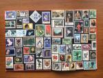 - Ontdek de ruimtevaart met behulp van postzegels