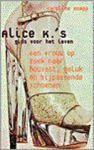 Knapp, C. - Alice K's gids voor het elven