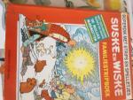- Suske en Wiske/ familiestripboek 9 / druk 1