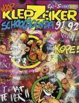 Scheurs, Eric - Klepzeiker Schoolagenda 91/92