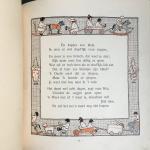 Sage, Betty en Willcox Smith, Jessie (ills.) - Toe Vader een kleine jongen was versjes naar het Engelsch van Betty Sage door Claudine Bienfait en E.H.-K