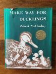 McCloskey, Robert - Make way for ducklings