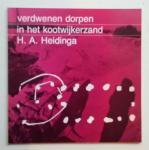 Heidinga, H.A. - Verdwenen dorpen in het Kootwijkerzand