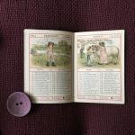 Greenaway, Kate - Almanack for 1884